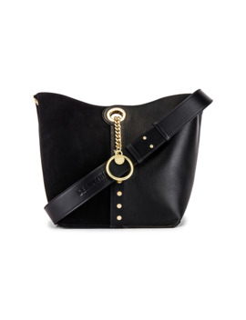 Gaia Suede & Leather Tote by See By Chloe