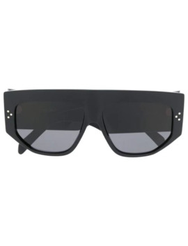 Oversized Frame Sunglasses by Celine Eyewear
