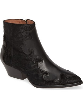 zenobie-western-boot by louise-et-cie