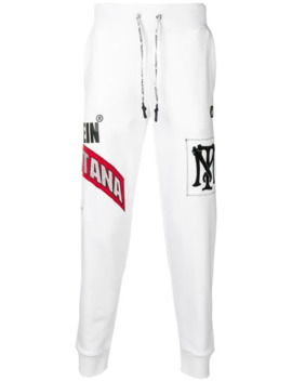 'scarface' Jogginghose by Philipp Plein