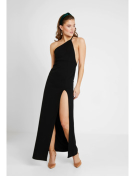 One Shoulder Strap Detail Dress   Maxi Jurk by Missguided