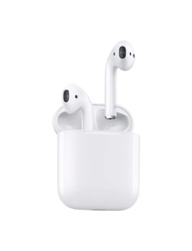 Apple Air Pods With Charging Case   2nd Generation by Apple