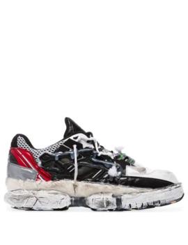 Rekonstrueret Fusion Sneakers by Maison Margiela