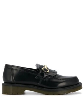 Adrian Snaffle Loafers by Dr. Martens
