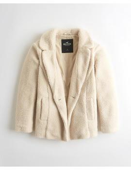 Sherpa Coat by Hollister