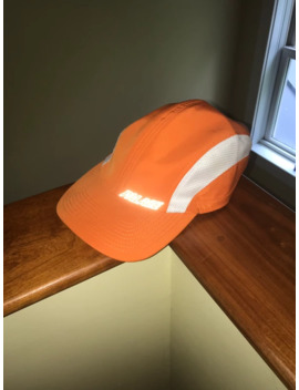 Orange Palace Running Cap by Palace  ×