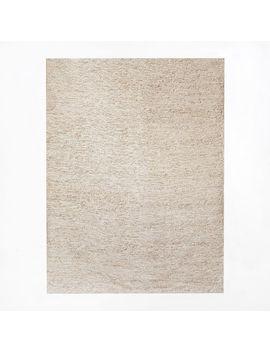 mini-pebble-jute-wool-rug,-8x10,-natural_ivory by west-elm