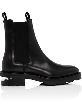 Andee Low Heel Cut Out Boot 45 Mm Platform by Alexander Wang