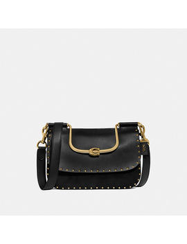 Ellie Crossbody With Rivets by Coach