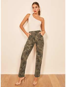 Gia Cargo Pant by Reformation