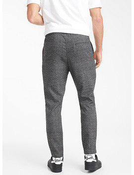 Dark Prince Of Wales Joggers by Only & Sons