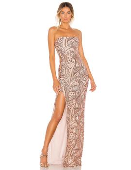 Sensational Sequin Gown by Nookie