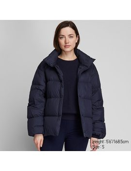 Women Ultra Light Down Cocoon Silhouette Jacket (33) by Uniqlo