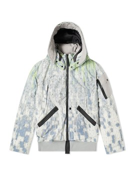 Stone Island Shadow Project Dpm Map Down Jacket by Stone Island Shadow Project
