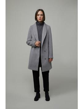 Coat 3944 by Oak + Fort