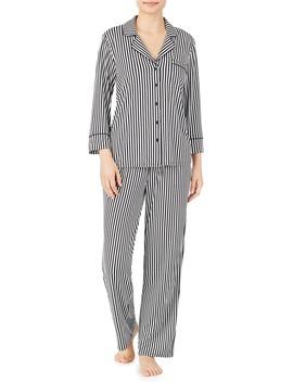 Brushed Jersey Pajamas by Kate Spade New York