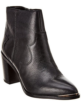 Franco Sarto Bushwick Leather Bootie by Franco Sarto