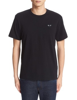 Logo Slim Fit Graphic T Shirt by Comme Des GarÇons Play