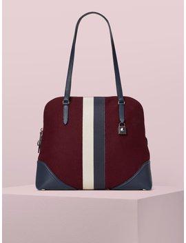 Carolyn Felt Large Shoulder Bag by Kate Spade