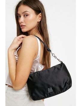 Uo Satin Shoulder Bag by Urban Outfitters