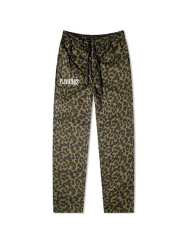 Pleasures Leopard Beach Pant by Pleasures