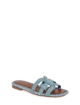 beckie-slide-sandal-(women) by sam-edelman