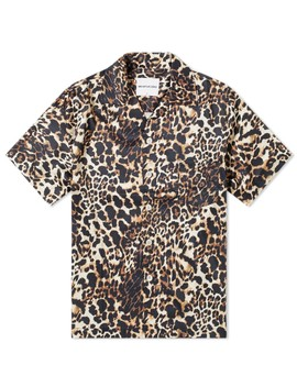Mki Leopard Vacation Shirt by Mki