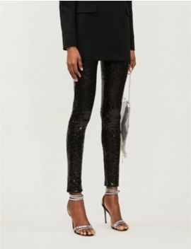 Embellished Sequin Leggings by Commando