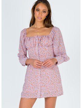 Anina Mini Dress by Princess Polly