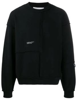 Oversized Seams Sweatshirt by Heliot Emil