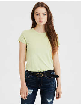 Ae Bite Stitch T Shirt by American Eagle Outfitters