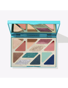 Rainforest Of The Sea™ High Tides & Good Vibes Eyeshadow Palette by Tarte