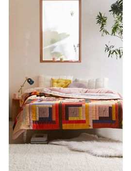 Lex Velvet Quilt by Urban Outfitters