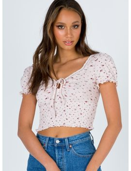 Lillie Crop Top by Princess Polly