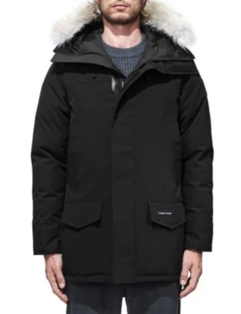 Langford Fusion Fit Coyote Fur Trim Parka by Canada Goose