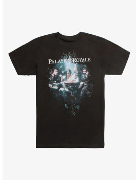 Palaye Royale Boom Boom Room Side B T Shirt by Hot Topic