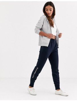 Abercrombie & Fitch High Rise Jogger Trackpant by Abercrombie & Fitch