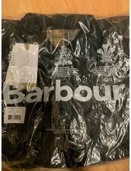 Barbour Beadnell Lwx0667 Navy 12 Size by Ebay Seller
