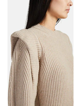 Beatsy Cashmere Wool Sweaterdress by Isabel Marant
