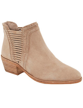 Vince Camuto Pippsy Suede Bootie by Vince Camuto