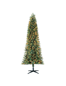 Holiday Time Pre Lit 7.5' Sanford Fir Artificial Christmas Tree, Clear Lights by Holiday Time