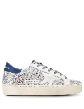 Embellished Low Top Sneakers by Golden Goose