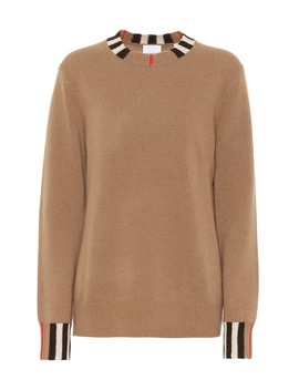 Eyre Cashmere Sweater by Burberry