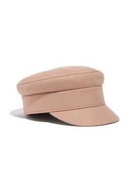 Linden Fiddler Hat   Blush by Miss Lola