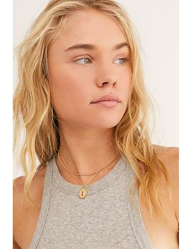 La Mer Pendant Necklace by Joy Dravecky