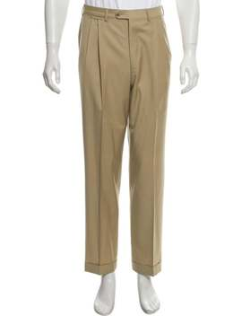 Wool Dress Pants by Ermenegildo Zegna