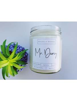 mr-darcy---pride-and-prejudice-inspired-natural-soy-candle by etsy