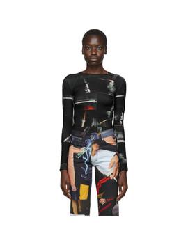 Multicolor Ballast Twin Long Sleeve T Shirt by Serapis