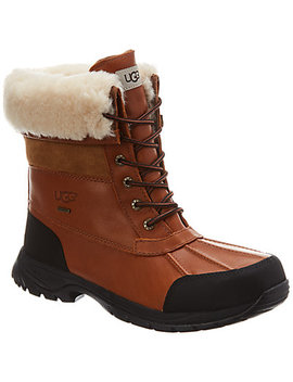 Ugg Butte Waterproof Leather & Suede Boot by Ugg