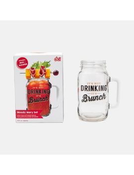Brunch Mason Jar by Dormify